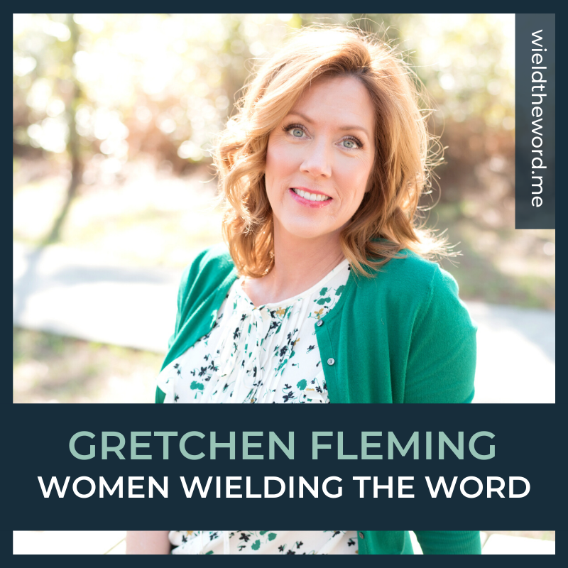 Women Wielding The Word Gretchen Fleming